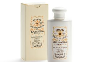 Bagnoshiuma Vanilla Bubble Bath