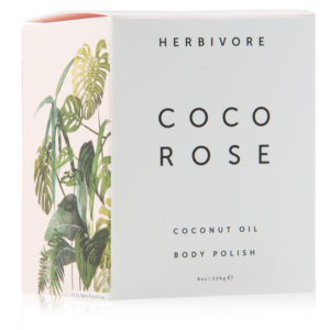 Herbivore Botanicals Coco Rose Coconut Oil Body Polish