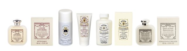 Santa Maria Novella Mens Line Up