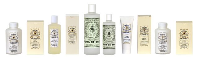 Santa Maria Novella Body Line Up