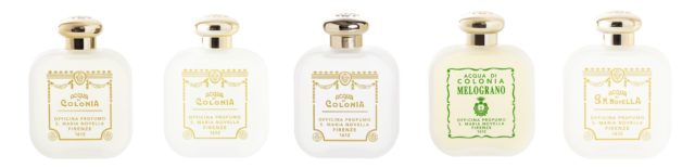 Santa Maria Novella Fragrance Line Up